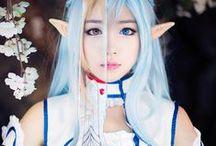 Anime/manga/cosplay