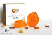 Amberwood Soap / #Handmade Amberwood #soap with natural #Amber powder. Best present for natural Amber lovers! Looks like lump of real amber and smells like tropical Amber forest! Contains amber acid which has special healing properties! Available small 50 g and big 100 g. Each soap we send in a nice Amberwood package. small soap weight : 50 g size 5x6x3  big soap weight : 100 g size 7x6x4