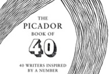 Picador 40th Anniversary / Stunning editions of Picador classics to celebrate our 40th anniversary, stylishly reimagined by Picador's incomparable design team.   Join in the celebrations at King's Place on Monday, October 1st, at 7pm, with readings from the likes of Jackie Kay and Jon Ronson.