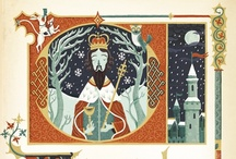 Wenceslas - A Christmas Poem / Carol Ann Duffy's Christmas poems have become a much loved festive tradition - so here's a sneak preview of her fantastic retelling of the Wenceslas story for Christmas 2012, fabulously illustrated by Stuart Kolakovic.