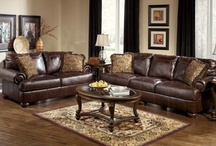 Rutherford - Brindle Sofa Collection