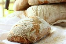 All things yeast (savory and sweet) / + other breads, buns and crackers