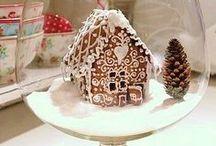 julebakst / Kaker og godteri til jul