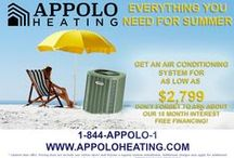 Appolo Heating Specials / Appolo Specials & Offers