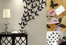 HOME CREATIVE IDEAS