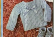 KNITTED  KIDS  SWEATER