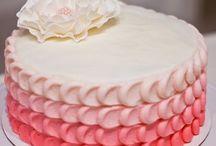 "Cakes / ""Sweetness is my weakness"""