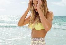 Bikini inspiration / 'Nothing tastes as good as skinny feels'