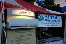 Appolo Heating Events