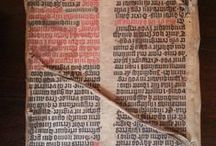 Calligraphy / Kaligrafia / Calligraphical inspirations