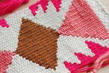 W e a v i n g / A whole board dedicated to weaving! ❤