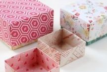 P a p e r ✵ C r a f t s / Origami & just paper crafts in general.