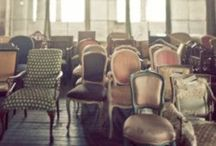Vintage Chairs I Love!!! / Antique chairs and furnishings I love most!! / by Natasha Rawls
