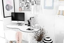 Home: Workplace // Craft Room