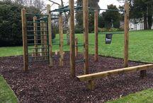 Garden Gym Equipment / Xorbars DIY pull up bars and fully installed pull up bars and outdoor gym equipment. U.K. Www.xorbars.co.uk. International www.xorbars.com
