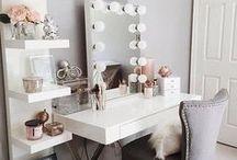 Home: Make-up Table