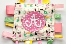 SEW BABY / Make cute things for Babies