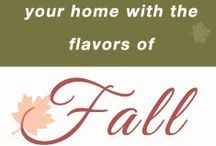 Fall Weddings, Fall Decor, Fall Home / i love Fall. It is the best time of year! The cool crisp days, cozy sweaters, woodland weddings, bright beautiful leaves...and pie!