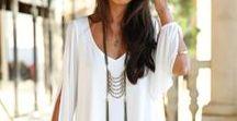 """*Happy* style tout en blanc / Retrouvez mes inspirations mode pour un style """"tout en blanc"""" ! #blanc #whiteparty #mode #style #fashion #blanc"""