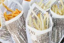 Food: Burger // Fries / Hier gibt es alles rund um Burger und Co! #burger #fries #pommes #frenchfries #recipes #rezepte