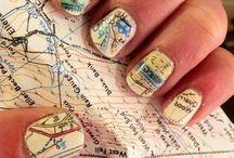 Nails / Cute nails / by Sierra