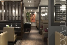 The Lychee Oriental, Glasgow / http://occa-design.com/project/lychee-oriental-restaurant/