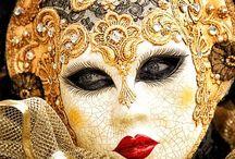 Plumas, Máscaras........ / by Martha Zubieta