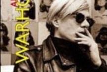 """Andy Warhol / I libri su Andy Warhol presenti nel SBV: per farsi un'idea prima di visitare la mostra """"Andy Warhol's sturdust"""" al Museo del '900 di Milano"""
