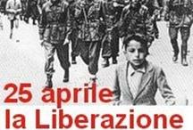 25 aprile / Dedicato alla festa della Liberazione dal nazifascismo. Aiutateci a costruire questo board con le vostre segnalazioni, se avete titoli da suggerirci scriveteci a info@sbv.mi.it. Grazie!