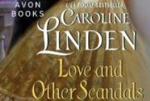 Love and Other Scandals / Book 1 in the Scandalous series (50 Ways to Sin) - August 2013