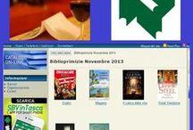 BiblioPrimizie 2013 / Le novita' delle #biblioteche Sbv disponibili nel nostro catalogo