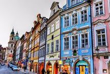 Czech Republic / The Czech Republic is not a large country but has a rich and eventful history. From time immemorial Czechs, Germans, Jews and Slovaks, as well as Italian stonemasons and stucco workers, French tradesmen and deserters from Napoleon's army have all lived and worked here, all influencing one another.  / by San Diego Mesa College Study Abroad