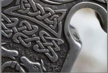 Knotwork / Celtic knot pattern inspiration