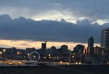 Seattle / The emerald city