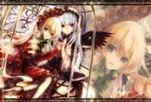 Rozen Maiden : unconditional love. ♡