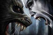 Vampires & Lycans ♡