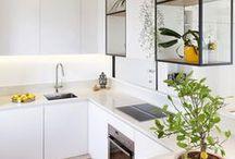 Home - Small Kitchen / Improvement - Storage Ideas