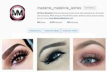 Madame Madeline Lashes (All False Eyelashes) / Create effortless stylish look for your everyday look in minimal time with a pair of false eyelashes from Madame Madeline. We carry brand name false eyelashes used and loved by makeup artists everywhere! Including Ardell, Andrea, Elise, Everlash, Eylure, Japonesque, Kiss, ModelRock, Miss Adoro, Lash beLong, Red Cherry, Revlon, Sherani, and much more. For details visit www.MadameMadeline.com