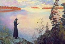 """The beauty of orthodox christianity / It is about what Dostoevsky meant by """"Beauty will save the world"""""""