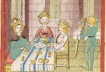 Medieval Feasting, Food or Drink