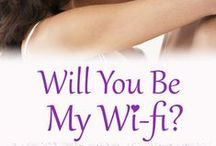 """Will You Be My Wi-Fi? / Visual inspiration for """"Will You Be My Wi-Fi?"""", originally featured in AT THE BILLIONAIRE'S WEDDING"""