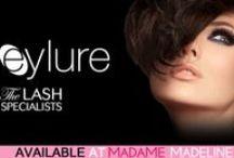 Eylure Lashes / Eylure is the world's favourite eyelash brand. Discover new innovative eyelash designs, and more!  https://www.madamemadeline.com/online_shoppe/categories.asp?cat=Eylure+False+Eyelashes