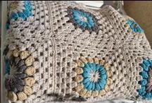COLCHAS y MANTAS !! Tápame, Tápate !!!!  de Crochet y Punto / Mantas, colchas etc... / by Luna Martini .
