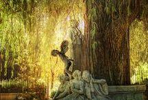 Andalucía!!Alegría,Arte,Cultura,Flamenco,Gastronomía, Monumentos,Naturaleza,Paisajes!!! / Mi Tierra, de gran belleza y grandes contrastes.... No le falta ná de ná !!!!! / by Luna Martini .
