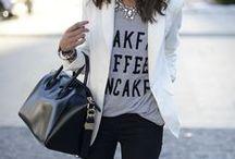 Fashion - inspirations / ciuchy / outfit'y, które mi się podobają