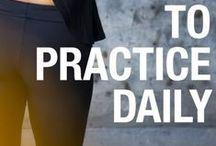 Health - Exercises / ćwiczenia na lepszą sylwetkę i zdrowy kręgosłup... etc.