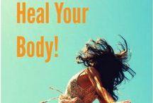 Health - Healing; Tips etc.