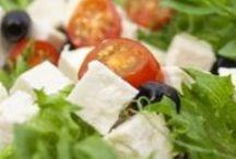 6/2015 Feta ja salaattijuusto I Juustopöytä ry / Juustopöytä ry:n kuukauden juusto 6/2015: Feta ja salaattijuusto. Kuvia, videoita, tietoa ja reseptejä feta- ja salaattijuustosta.