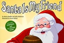 Santa Is My Friend / Promotions, posts, and other fun items related to Santa Is My Friend!