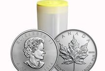 Royal Canadian Mint Bars & Coins / The illustrious Royal Canadian Mint upholds the highest standards in precious metals refining. Browse our huge selection of RCM products at Bullionexchanges.com